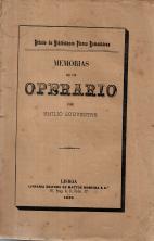 MEMORIAS DE UM OPERARIO