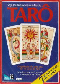 VEJA SEU FUTURO NAS CARTAS DO TARÔ