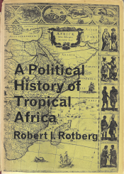 A POLITICAL HISTORY OF TROPICAL AFRICA