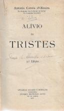 ALÍVIO DE TRISTES