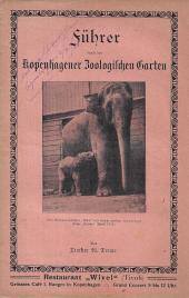 FUHRER DURCH DEN KOPENHAGENER ZOOLOGISCHEN GARTEN