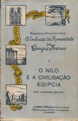 O NILO E A CIVILISAÇÃO EGÍPCIA