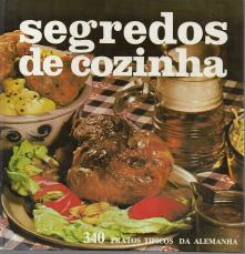 SEGREDOS DE COZINHA-340 PRATOS TÍPICOS DA ALEMANHA