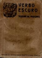 VERBO ESCURO
