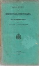 RESUMO HISTÓRICO DOS MELHORAMENTOS PEDIDOS, ESTUDADOS OU REALIZADOS NO PORTO DE LOURENÇO MARQUES DESDE 1874 ATÉ À ACTUALIDADE