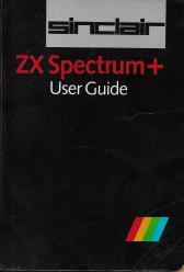 ZX SPECTRUM-USER GUIDE
