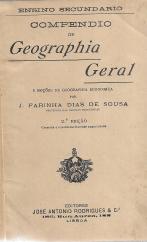 COMPENDIO DE GEOGRAPHIA GERAL E NOÇÕES DE GEOGRAPHIA ECONÓMICA