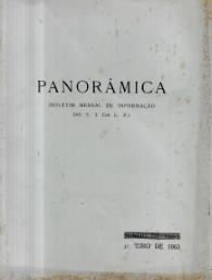 PANORÂMICA (BOLETIM MENSAL DE INFORMAÇÃO DO S.I. DA LEGIÃO PORTUGUESA)