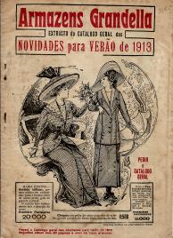 ARMAZENS GRANDELLA-EXTRACTO DO CATALOGO GERAL DAS NOVIDADES PARA VERÃO DE 1933