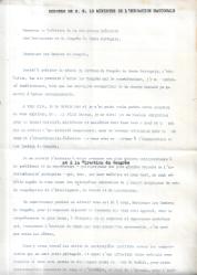 DISCURSO DO MINISTRO DA EDUCAÇÃO NACIONAL. CARNEIRO PACHECO, NO ENCERRAMENTO DO CONGRESSO DO MUNDO PORTUGUÊS, EM 13 DE JULHO DE 1940