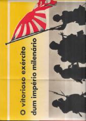 O JAPÃO EM ARMAS-O VITORIOSO EXÉRCITO DUM IMPÉRIO MILENÁRIO
