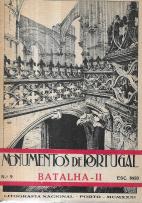 MONUMENTOS DE PORTUGAL-BATALHA - II
