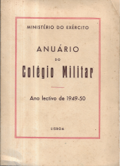 ANUÁRIO DO COLÉGIO MILITAR (1949-1950)