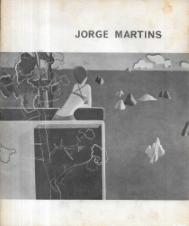 JORGE MARTINS NA GALERIA 111-CATÁLOGO