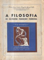 A FILOSOFIA DE SILVESTRE PINHEIRO FERREIRA