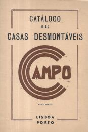 CATÁLOGO DAS CASAS DESMONTÁVEIS «CAMPO»