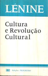 CULTURA E REVOLUÇÃO CULTURAL