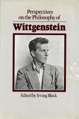 PERSPECTIVES ON THE PHILOSOPHY OF WITTGENSTEIN