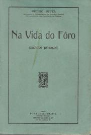 NA VIDA DO FORO (ESCRITOS JURÍDICOS)