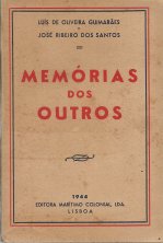 MEMÓRIA S DOS OUTROS