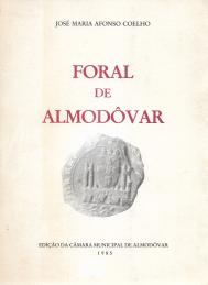 FORAL DE ALMODÔVAR