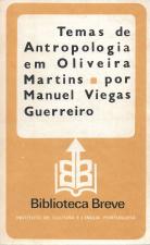TEMAS DE ANTROPOLOGIA EM OLIVEIRA MARTINS