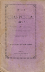 REVISTA DE OBRAS PÚBLICAS E MINAS-PUBLICAÇÃO MENSAL