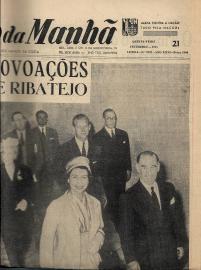 VISITA A PORTUGAL DA RAINHA ISABEL II DE INGLATERRA (18-22 DE FEVEREIRO DE 1957)