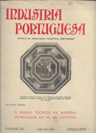 INDÚSTRIA PORTUGUESA-REVISTA DA ASSOCIAÇÃO INDUSTRIAL PORTUGUESA