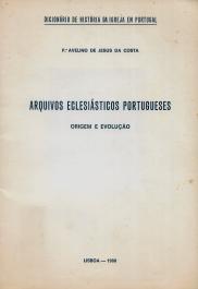 ARQUIVOS ECLESIÁSTICOS PORTUGUESES