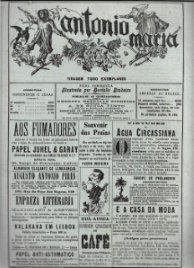 ANTONIO MARIA - FOLHA HUMORÍSTICA