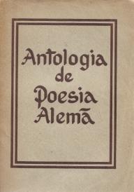 ANTOLOGIA DA POESIA ALEMÃ