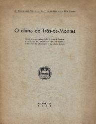 O CLIMA DE TRÁS-OS-MONTES