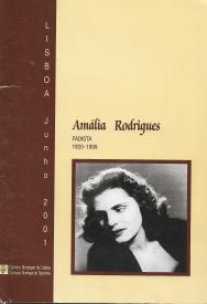 AMÁLIA RODRIGUES - FADISTA (1920-1999)