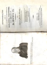 CONSIDERAÇÕES SOBRE AS CAUSAS DA ELEVAÇÃO E DECADENCIA DA MONARCHIA PORTUGUEZA DESDE AFFONSO 1. ATÉ D. MARIA II