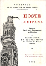HOSTE LUSITANA-EPOPEIA DAS ARMAS PORTUGUESAS NA FLANDRES