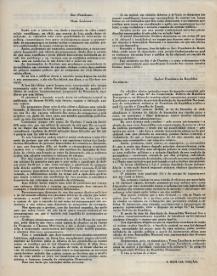 COMUNICADO DE UM GRUPO DE REPUBLICANOS SOBRE AS ELEIÇÕES DE 1945