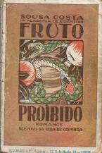 FRUTO PROIBIDO - SCENAS DA VIDA DE COIMBRA