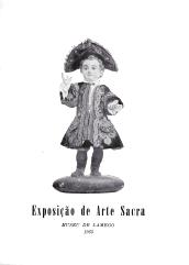 EXPOSIÇÃO DE ARTE SACRA