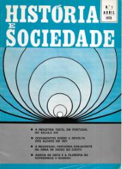 HISTÓRIA E SOCIEDADE