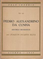 PEDRO ALEXANDRINO DA CUNHA