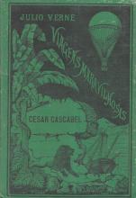 CESAR CASCABEL - 1-A DESPEDIDA DO NOVO CONTINENTE; 2-A CHEGADA AO VELHO MUNDO