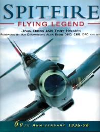 SPITFIRE - FLYING LEGEND