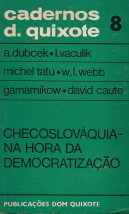 CHECOSLOVÁQUIA-NA HORA DA DEMOCRATIZAÇÃO