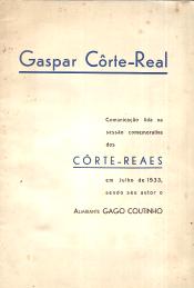 GASPAR CÔRTE-REAL
