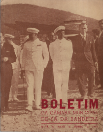 BOLETIM DA CÂMARA MUNICIPAL DE SÁ DA BANDEIRA