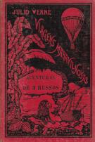 AVENTURAS DE TRÊS RUSSOS E TRÊS INGLEZES NA ÁFRICA AUSTRAL