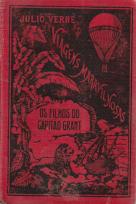 OS FILHOS DO CAPITÃO GRANT-AMERICA DO SUL
