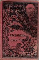 A ILHA MISTERIOSA-OS NÁUFRAGOS DO AR