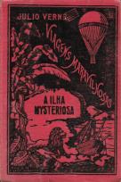 A ILHA MISTERIOSA-O SEGREDO DA ILHA